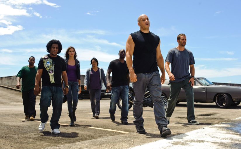 The Fast and Furious Films, Ranked