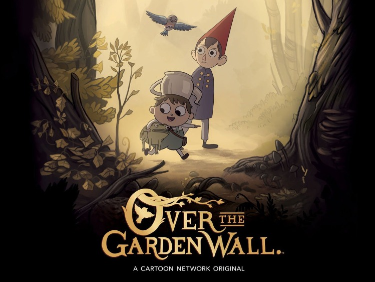 Over The Garden Wall Musings Arts Ink
