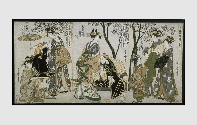 PREVIEW: Japanese Prints of Kabuki Theater at the UMMA