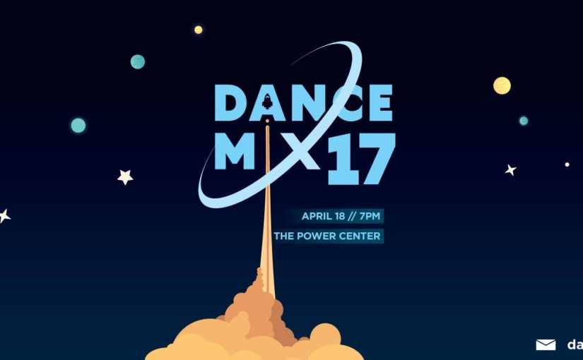 PREVIEW Dance Mix 2017 The Galaxy Edition