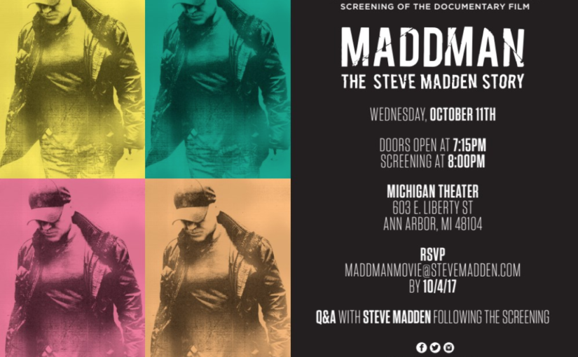 Preview: Maddman: The Steve Madden Story