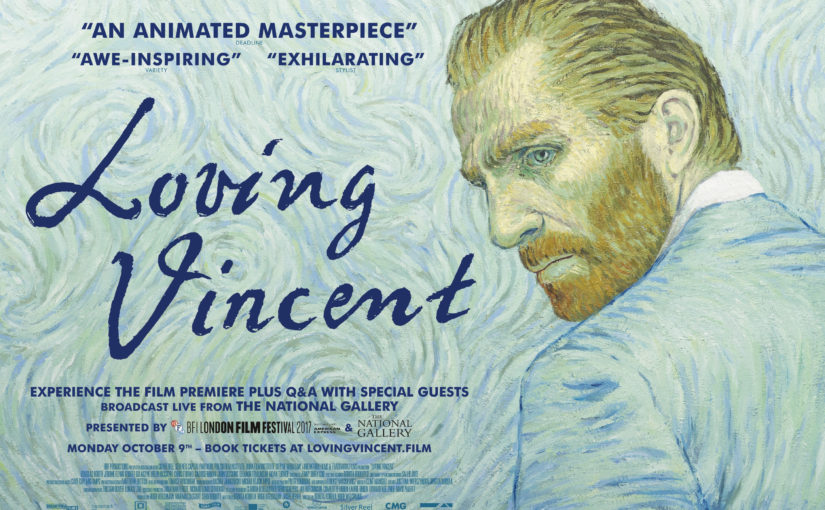 REVIEW: Loving Vincent