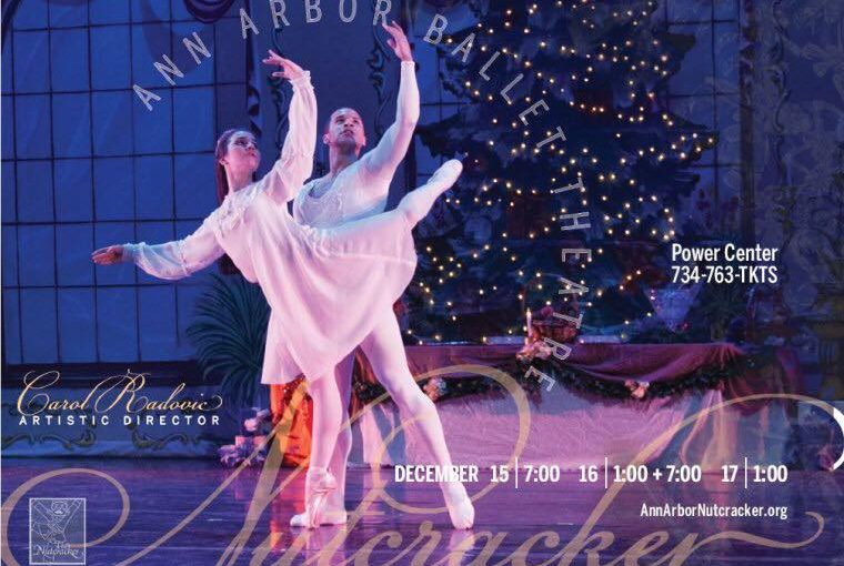 REVIEW: The Nutcracker – Ann Arbor Ballet Theatre