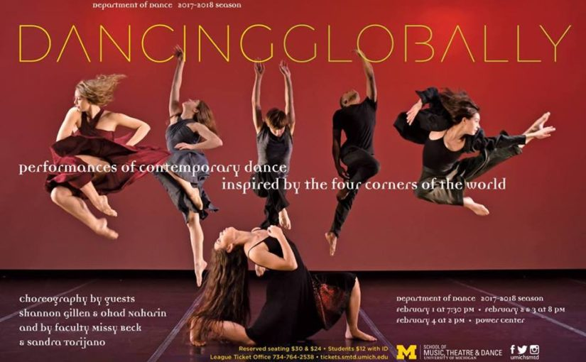 PREVIEW: Dancing Globally
