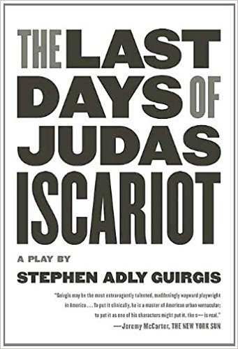 PREVIEW: The Last Days of Judas Iscariot