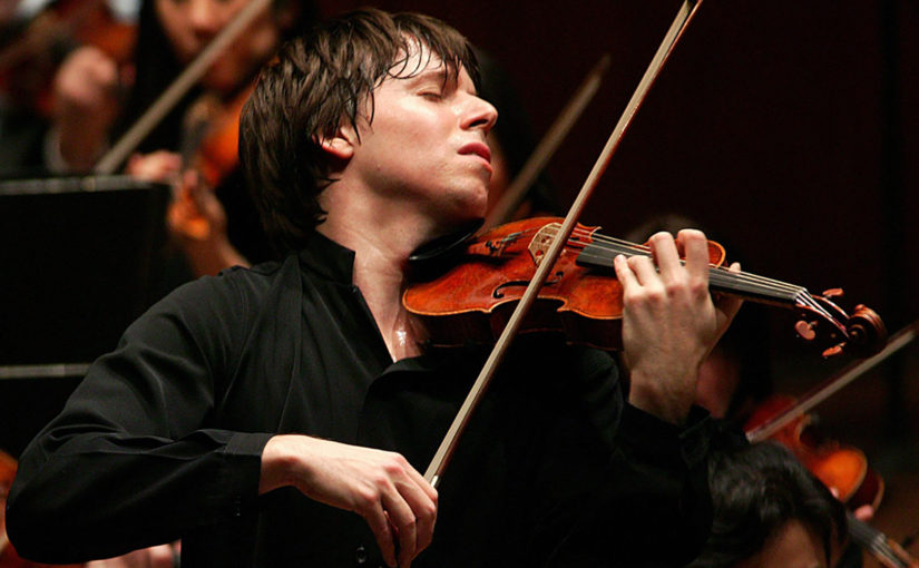 REVIEW: Joshua Bell & Sam Haywood