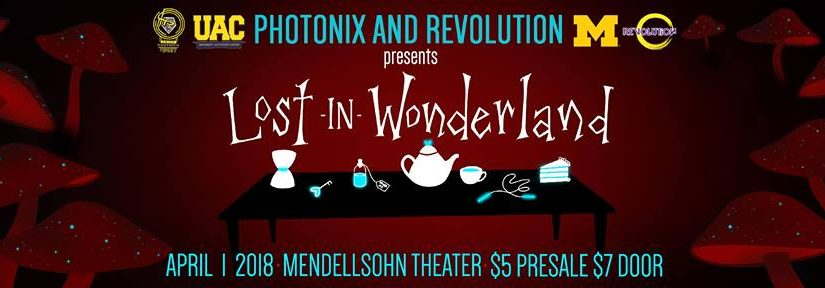 PREVIEW: Lost in Wonderland