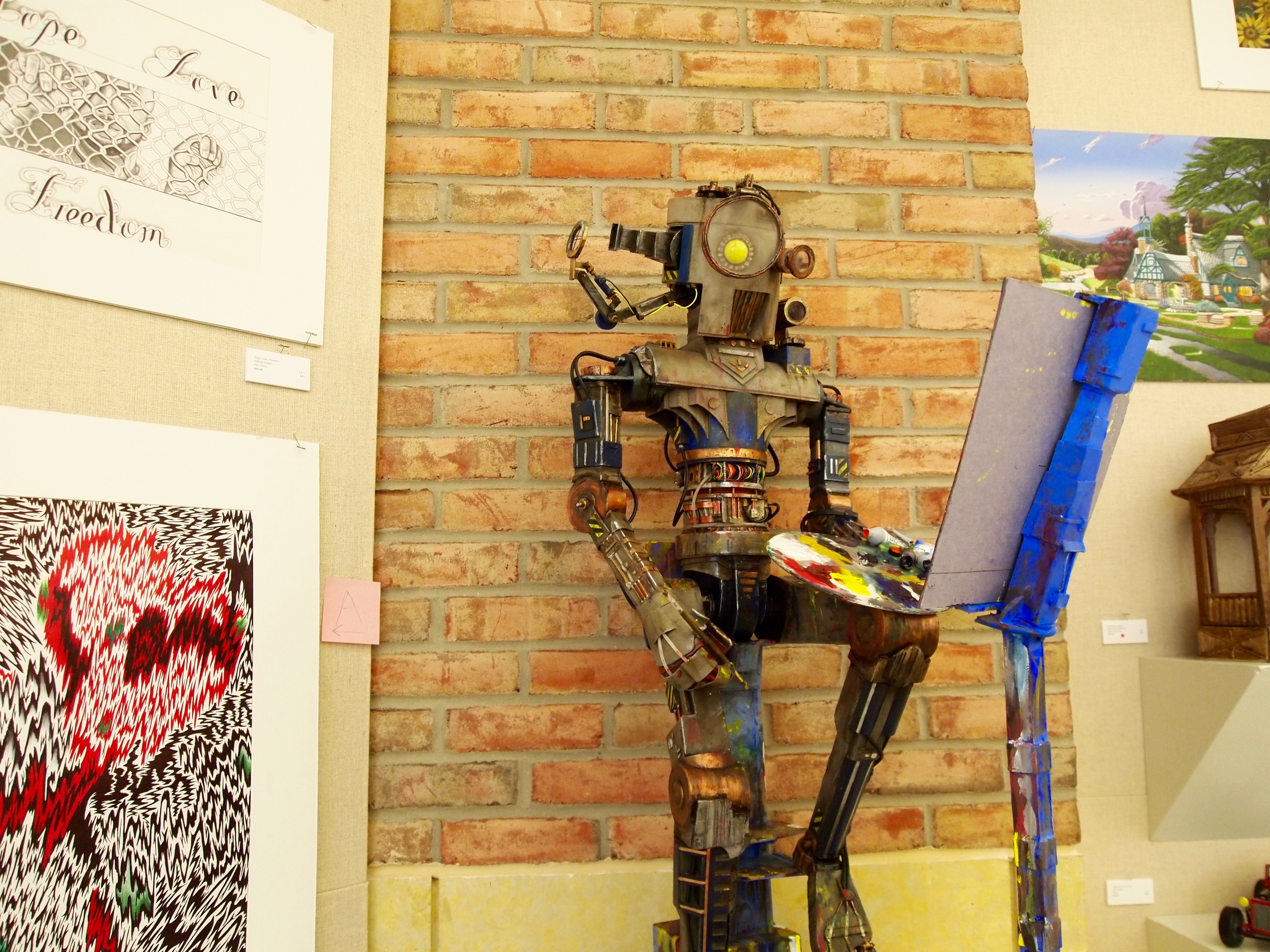 REVIEW: PCAP 23rd Annual Exhibition of Art by Michigan Prisoners ...
