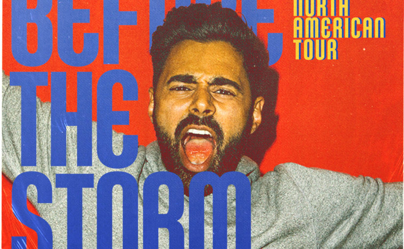 PREVIEW: Hasan Minhaj: Before the Storm